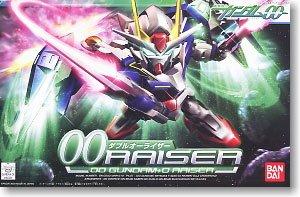 """Bandai Hobby SD BB Senshi #322 00 Raiser """"Gundam 00"""" Model Kit"""
