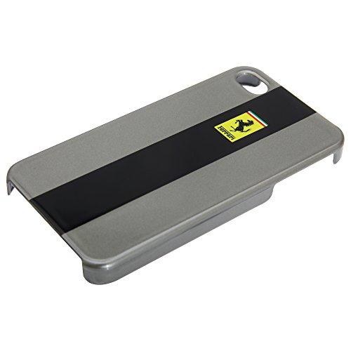 ferrari-coque-pour-iphone-4-4s-taille-unique-gris-noir