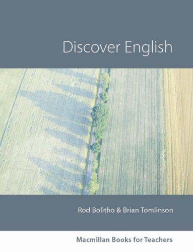 MBT Discover English (MacMillan Books for Teachers)