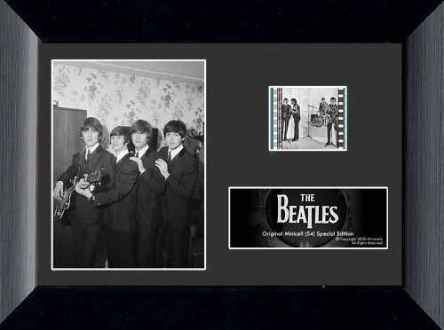 Buy Low Price Film Cells The Beatles (S4) Minicell Film Cell Figure (B002EX4VLK)