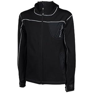 Chiemsee Django Men's Fleece Jacket black Size:XXL