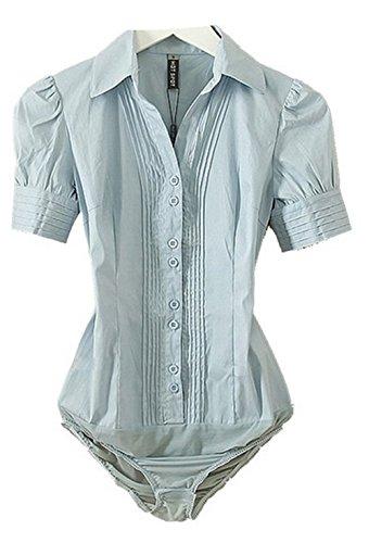 ftsucq-womens-ol-jumpsuits-shirts-tops-button-down-blouselongwhites