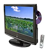 Pyle Home PTC23LD 22-Inch LCD HDTV with Built-In DVD Player