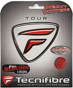 TECNIFIBRE Pro Red Code 16 String--