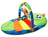 Infantino Wiggle Worm Travel Activity Gym