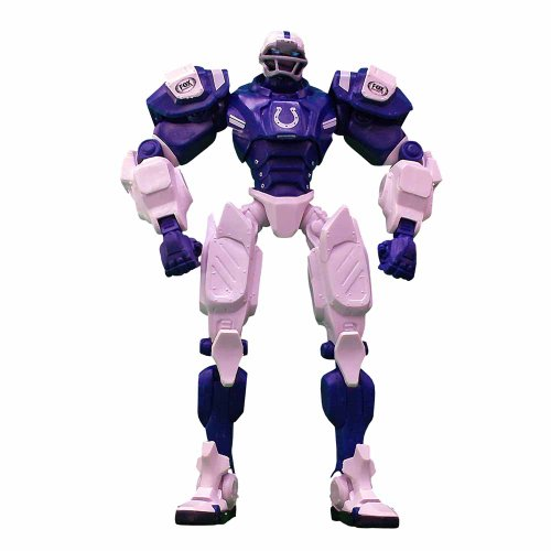 NFL Indianapolis Colts 10-Inch Fox Sports Team Robot