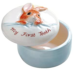 Beatrix Potter Peter Rabbit My First Tooth Box