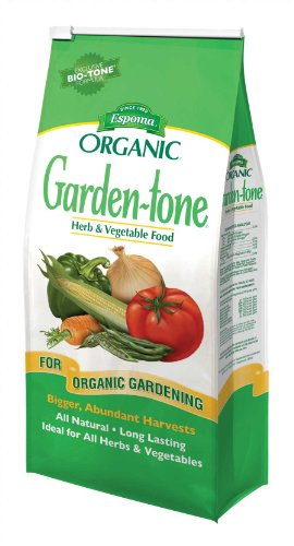 Espoma GT8 8-Pound Garden-Tone Plant Food photo