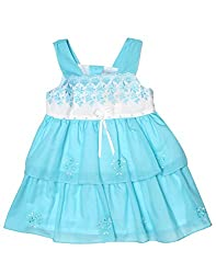 Babeezworld Baby Girl's Frock (12-18 Months)