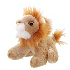 ZSL - Minis Lifelike Soft Toy Lion