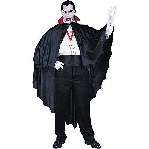 The Count Vampire Adult Costume - One Size