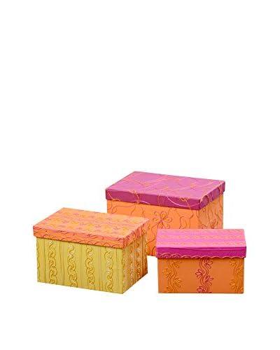 Boltze Set Caja 3 Uds. Kartonage Crazy