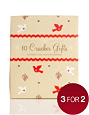 10 Crackers Gift Pack