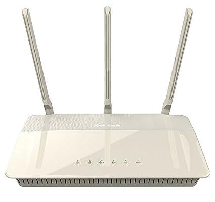 D-Link DIR-880L Routeur Wi-Fi Gigabit 1900 MB/s Blanc