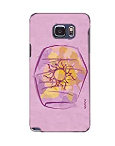 Pick Pattern with Exclusive DISNEY Characters Back Cover for Samsung Galaxy Note5