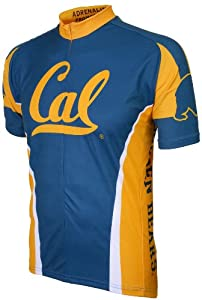 California Cycling Jersey by Adrenaline Promotions