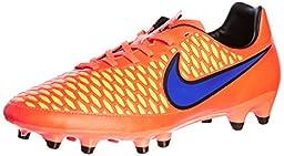Nike Men\'s Magista Onda FG Total Orange/Laser Orange/Hyper Punch/Persian Violet Sneaker 6.5 D - Medium