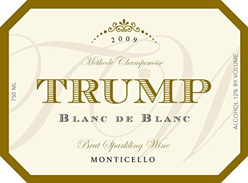 2009 Trump Winery Blanc De Blanc 750 Ml