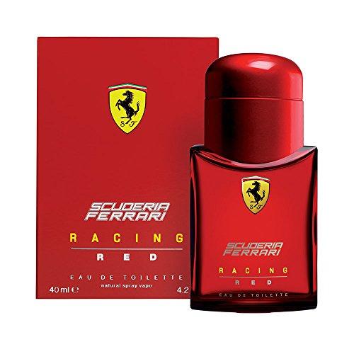 Ferrari Racing Red Men Eau De Toilette 40 Ml