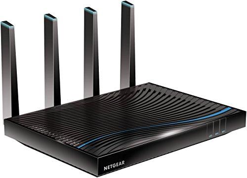 Tenemos una oferta: Router wifi tribanda Netgear NightHawk X8 R8500-100PES
