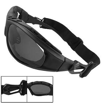 Amazon.com: Elastic Strap Oval Lens Polarized Goggles