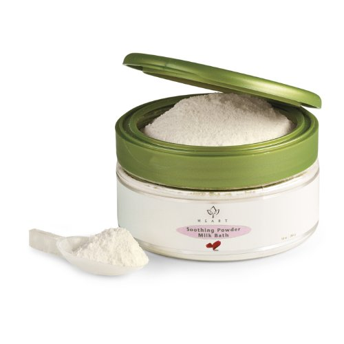 Garden Botanika Heart Soothing Powder Milk Bath,