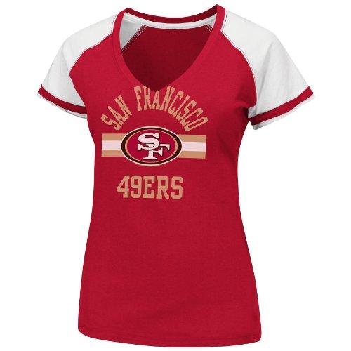 NFL San Francisco 49ers V-Neck Tee