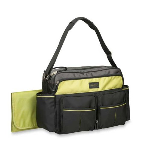 Harrington Diaper Bag by Eddie Bauer