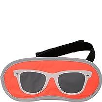 Flight 001 Shades Eyemask (Ray - Neon Orange)