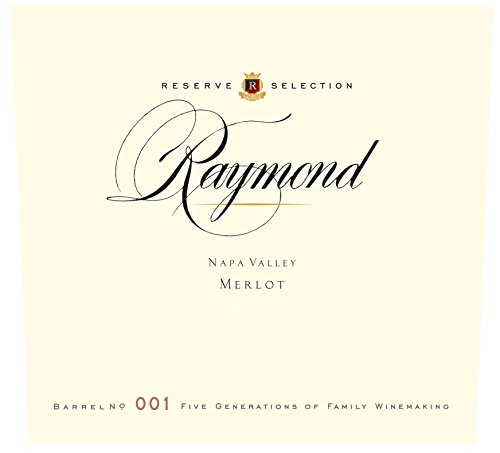 2011 Raymond Vineyards Reserve Merlot 750 Ml