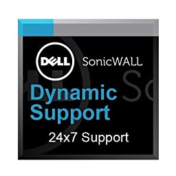 Dynamic Support 24x7 for the SonicWall TZ 205 Firewall - 1 Year