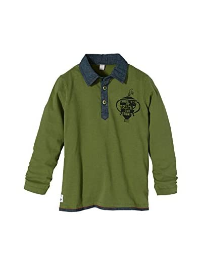 Esprit Polo Verde Oliva