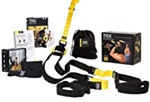 TRX Suspension Trainer Basic Kit + Door Anchor