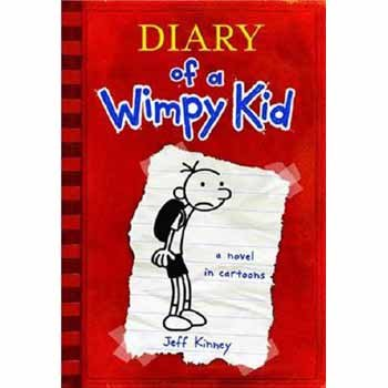 Diary of a Wimpy Kid, Jeff Kinney