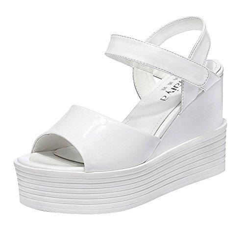 fq-real-balck-friday-womens-summer-velcro-pu-platform-wedge-heel-dress-sandal-35-ukwhite
