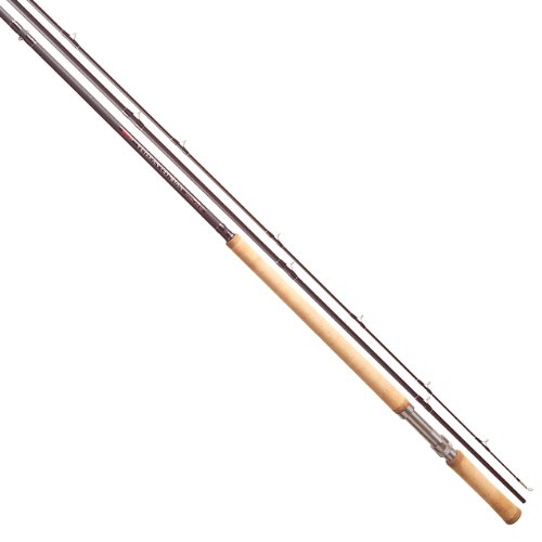 Tica FISB1393 Fly Casting Fishing Rod (Fast, 13-Feet /3-Piece, 9-10-Pound)