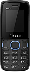 Hitech Yuva Y1 (Blue-Black)