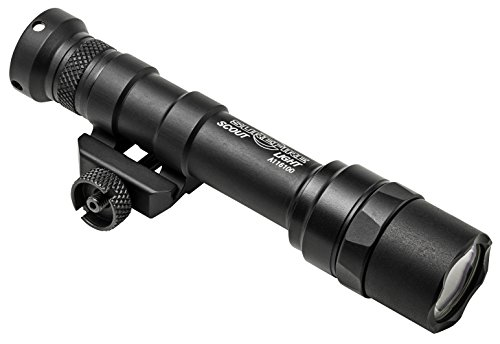 SureFire M600U-Z68-BK Ultra Scout Light LED WeaponLight , Bl