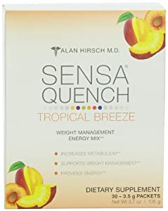 SENSA Quench Tropical Breeze