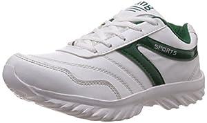 Ezing Men's Green Running Shoes