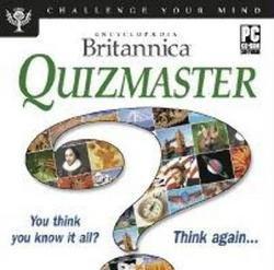 Encyclopedia Britannica Quizmaster (CD)