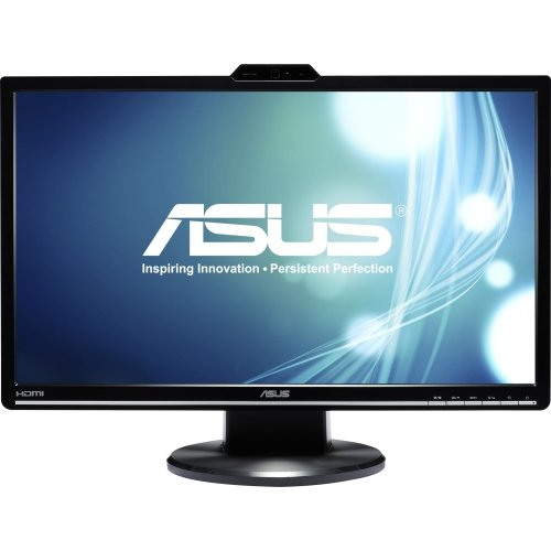 "Brand New Asus Computer International - Asus Vk248H-Csm 24"" Led Lcd Monitor - 16:9 - 2 Ms - Adjustable Display Angle - 1920 X 1080 - 16.7 Million Colors - 300 Nit - 2,000:1 - Full Hd - Speakers - Dvi - Hdmi - Vga - Usb - 60 W - Glossy Piano Black - Rohs,"