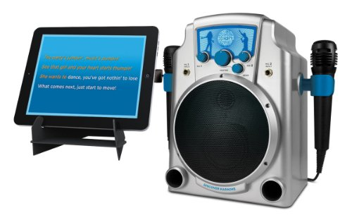 Why Should You Buy ION Audio IUK2 DISCOVER KARAOKE Karaoke System for Computer and iPad