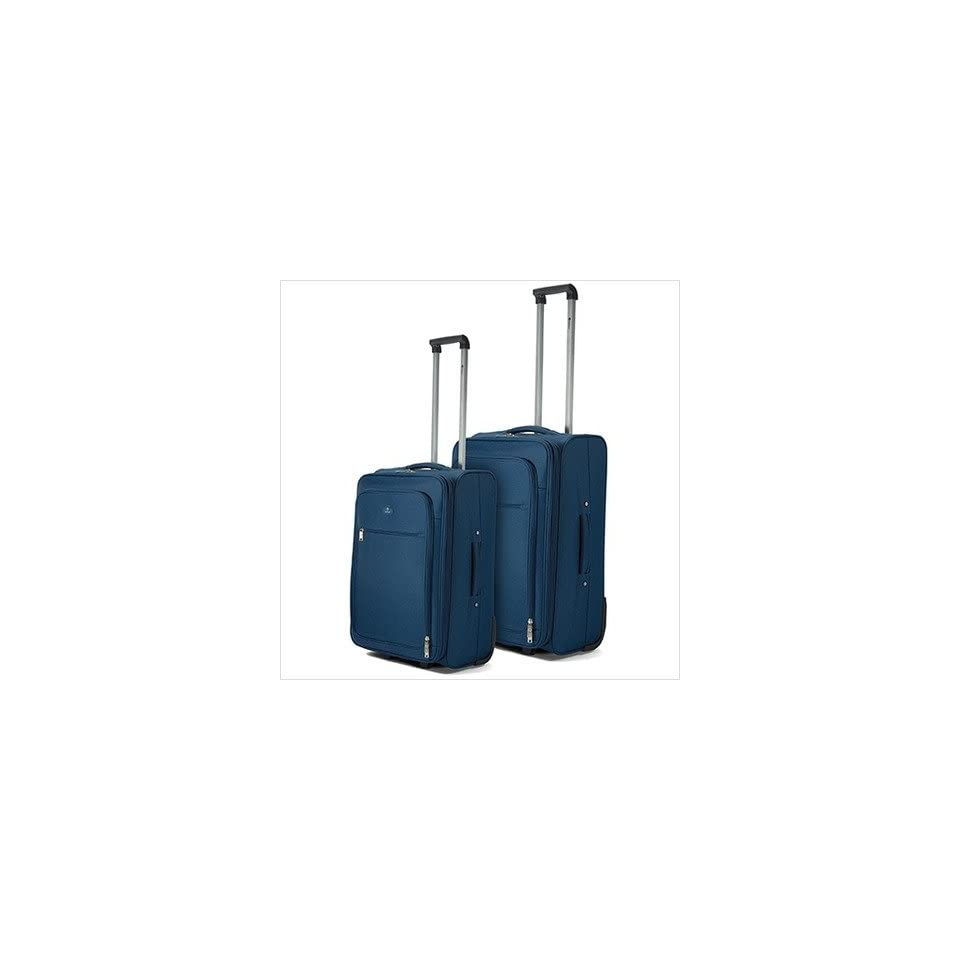 BENZI 2 Piece Luggage Set BZ 3570 Color Red