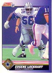 1991 Score #35 Eugene Lockhart