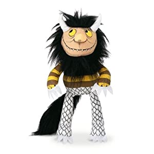 Where the Wild Things Are Moishe Plush Toy