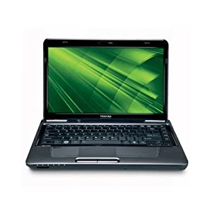 Toshiba Satellite L645D-S4050GY 14.0-Inch Notebook PC - Grey
