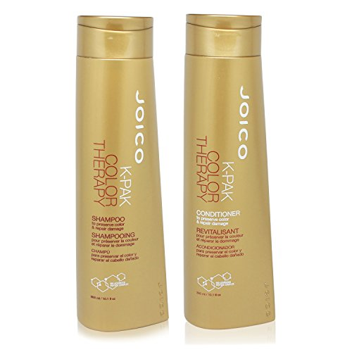 Joico K-pak Color Therapy Shampoo & Conditioner (10.1 Oz) (Joico Color Therapy Conditioner compare prices)