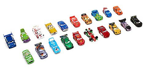 Disney Pixar CARS Movie Exclusive