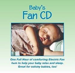 Baby's Fan: Fan Sound CD